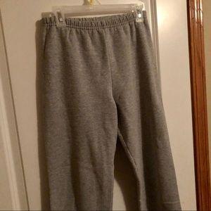 Hanes Gray Sweatpants